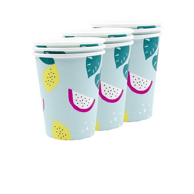 Fruit Fiesta - Cups - Miss Decorate
