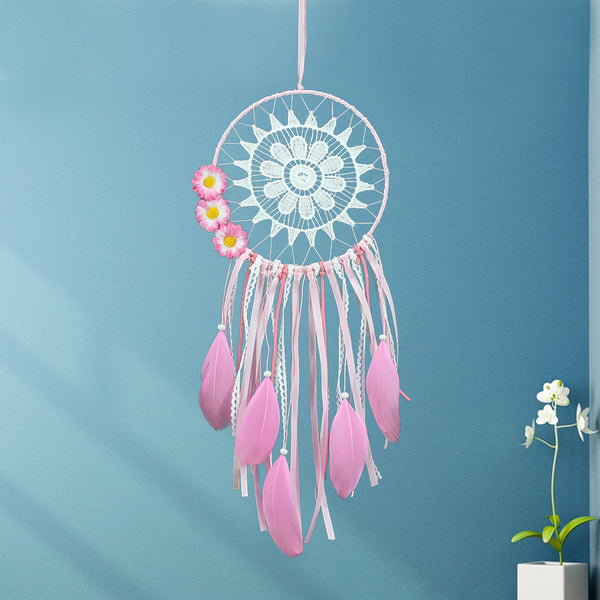 Pink Dream Catcher - Miss Decorate