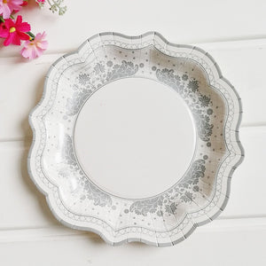 Vintage Meadow - Plates - Miss Decorate