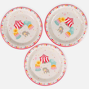 The Circus - Plates - Miss Decorate