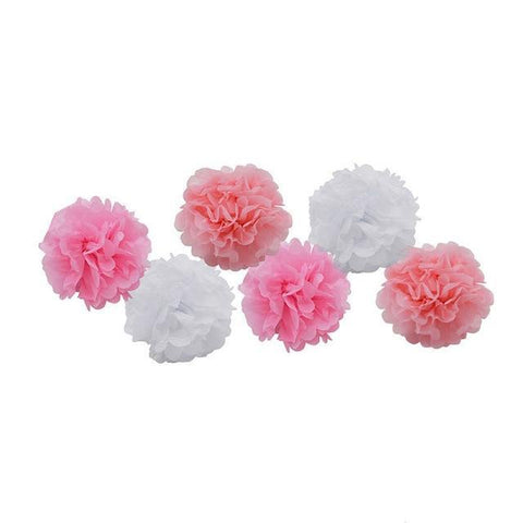 Pink Mix - Pom Poms - Miss Decorate