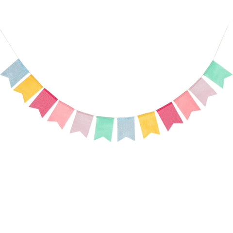 Happy Flags - Pennant - Miss Decorate