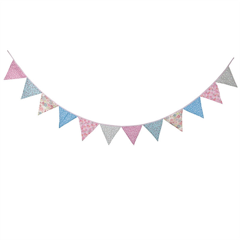 Pastel Triangle - Pennant - Miss Decorate