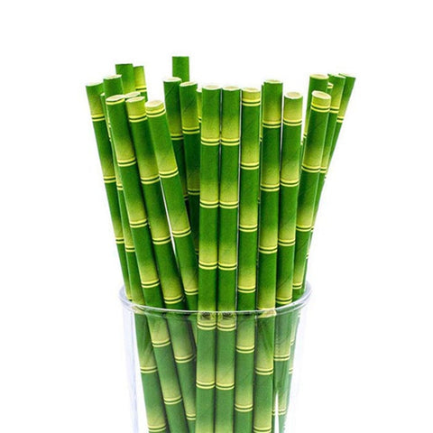 Bamboo - Straws - Miss Decorate