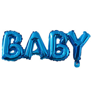 Blue BABY Balloon - Miss Decorate