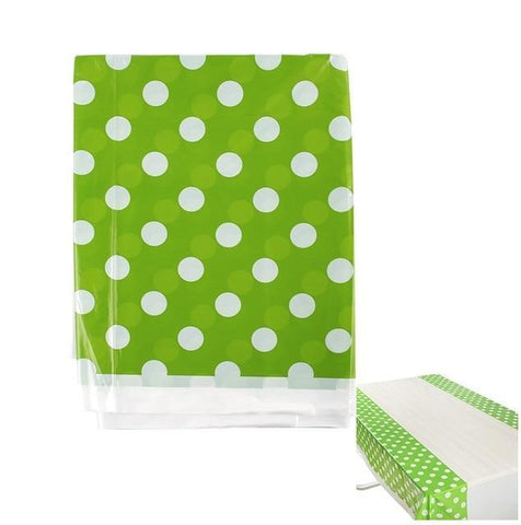 Green Dots - Tablecloth - Miss Decorate