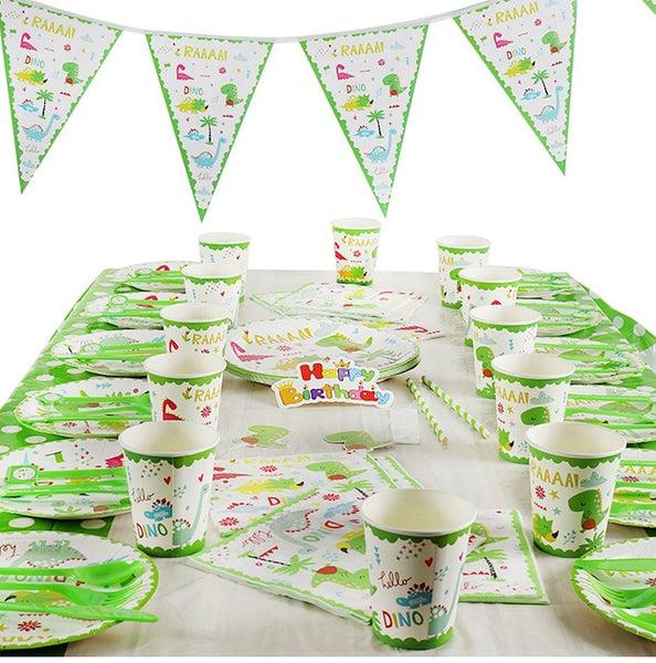 Little Dinosaurs - Cups - Miss Decorate