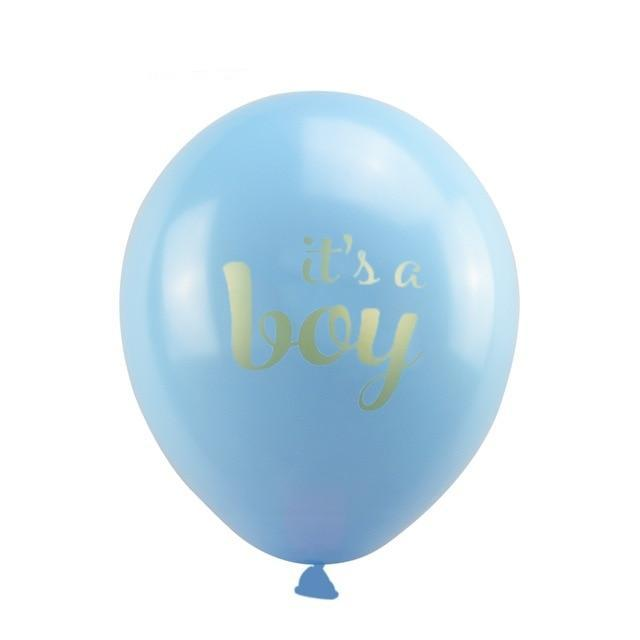 It's a Boy - Balloon - Miss Decorate