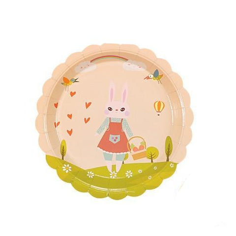 Miss Bunny - Plates - Miss Decorate