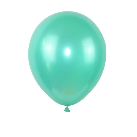 Pearl Green - Balloons - Miss Decorate