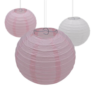 "Medium Lantern 8"" - 18 colors - Miss Decorate"