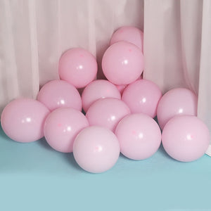 Pastel Pink - Balloons - Miss Decorate
