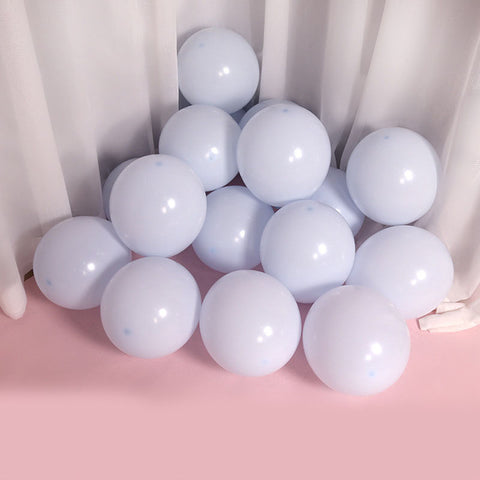 Pastel Blue - Balloons - Miss Decorate