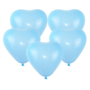 Blue Heart - Balloons - Miss Decorate