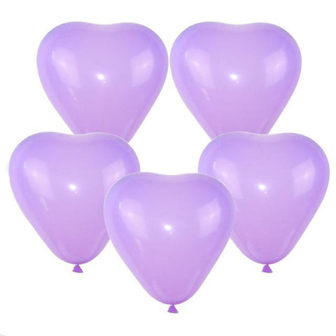 Purple Heart - Balloons - Miss Decorate