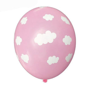 Pink Clouds - Balloons - Miss Decorate
