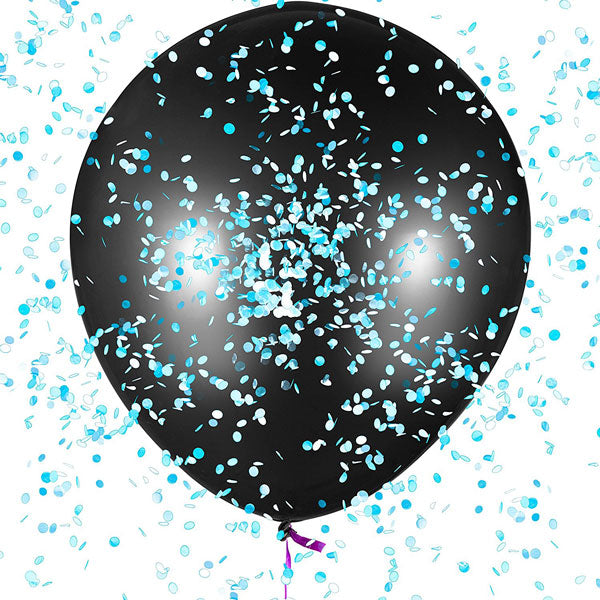 Gender Reveal - Balloon with Confetti - Miss Decorate