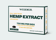 Weider Hemp Extract Tablets