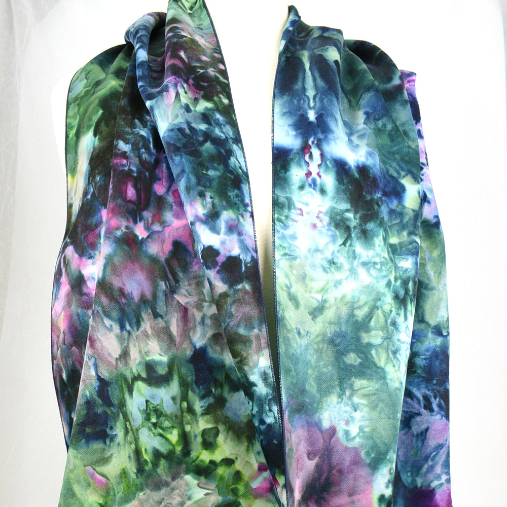 Hand Dyed Luxurious Scarf