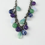 Drops of Color Necklace
