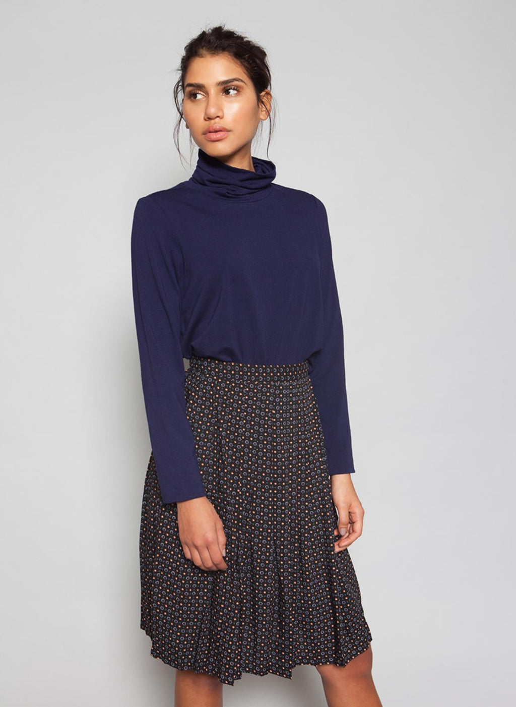 ANN TURTLENECK W - BROOKLYN INDUSTRIES