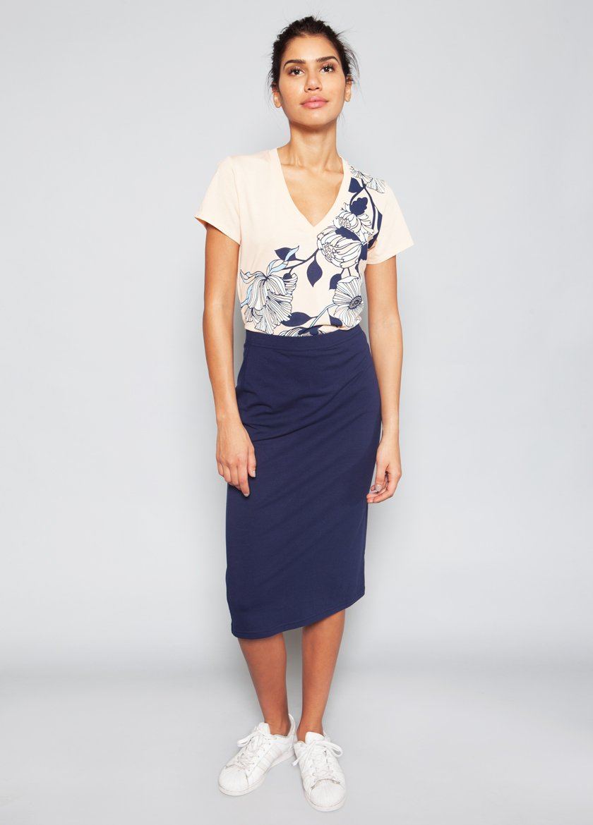 LUSCIOUS SKIRT W - BROOKLYN INDUSTRIES