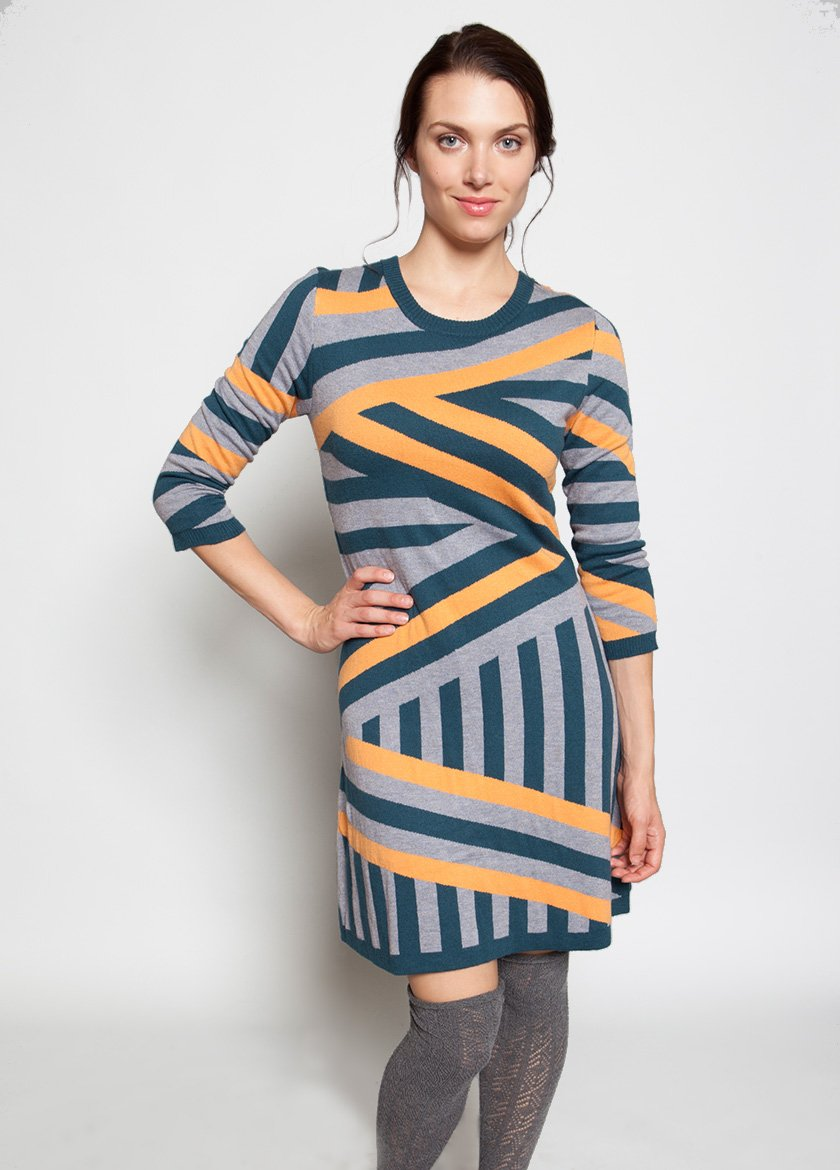 PRISM DRESS W - BROOKLYN INDUSTRIES