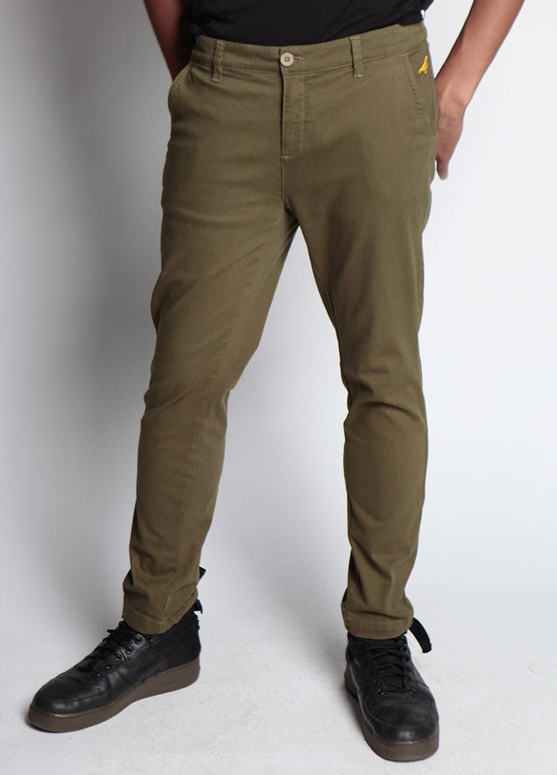 LIVINGSTON PANT DARK OLIVE