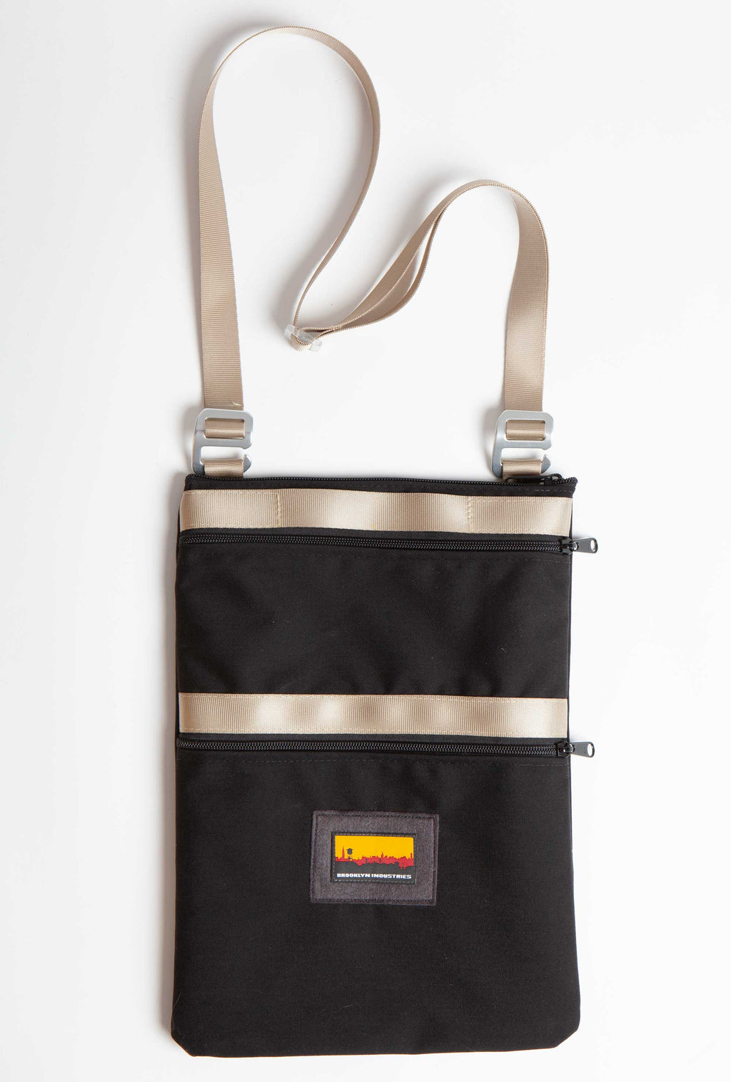 SMALL LAPTOP CARRIER BLACK - BROOKLYN INDUSTRIES