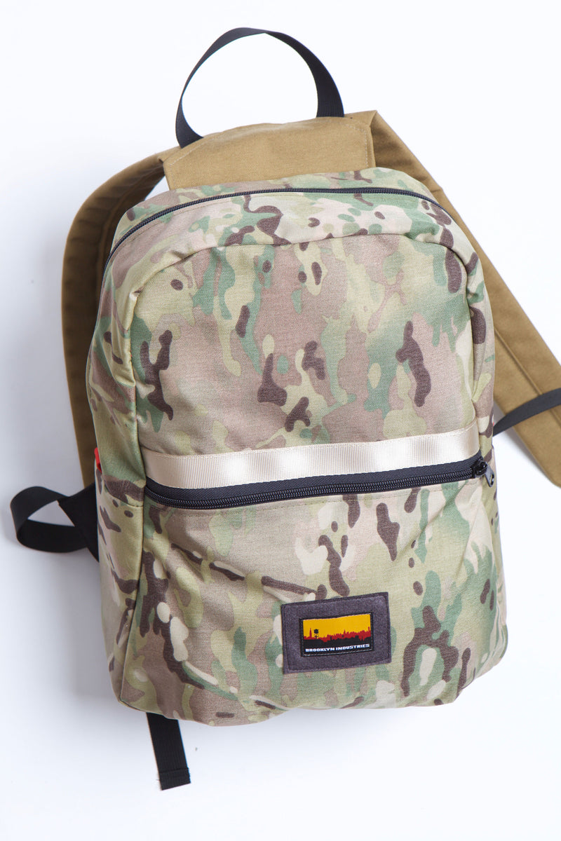 JAY STREET BACKPACK - BROOKLYN INDUSTRIES