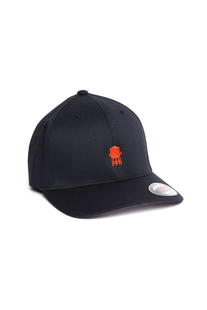 WATERTOWER CAP DARK NAVY - BROOKLYN INDUSTRIES
