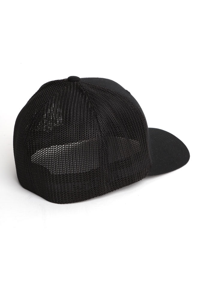 278 TRUCKER CAP BLACK
