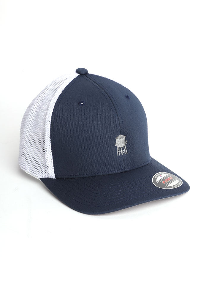 278 TRUCKER CAP NAVY/WHITE