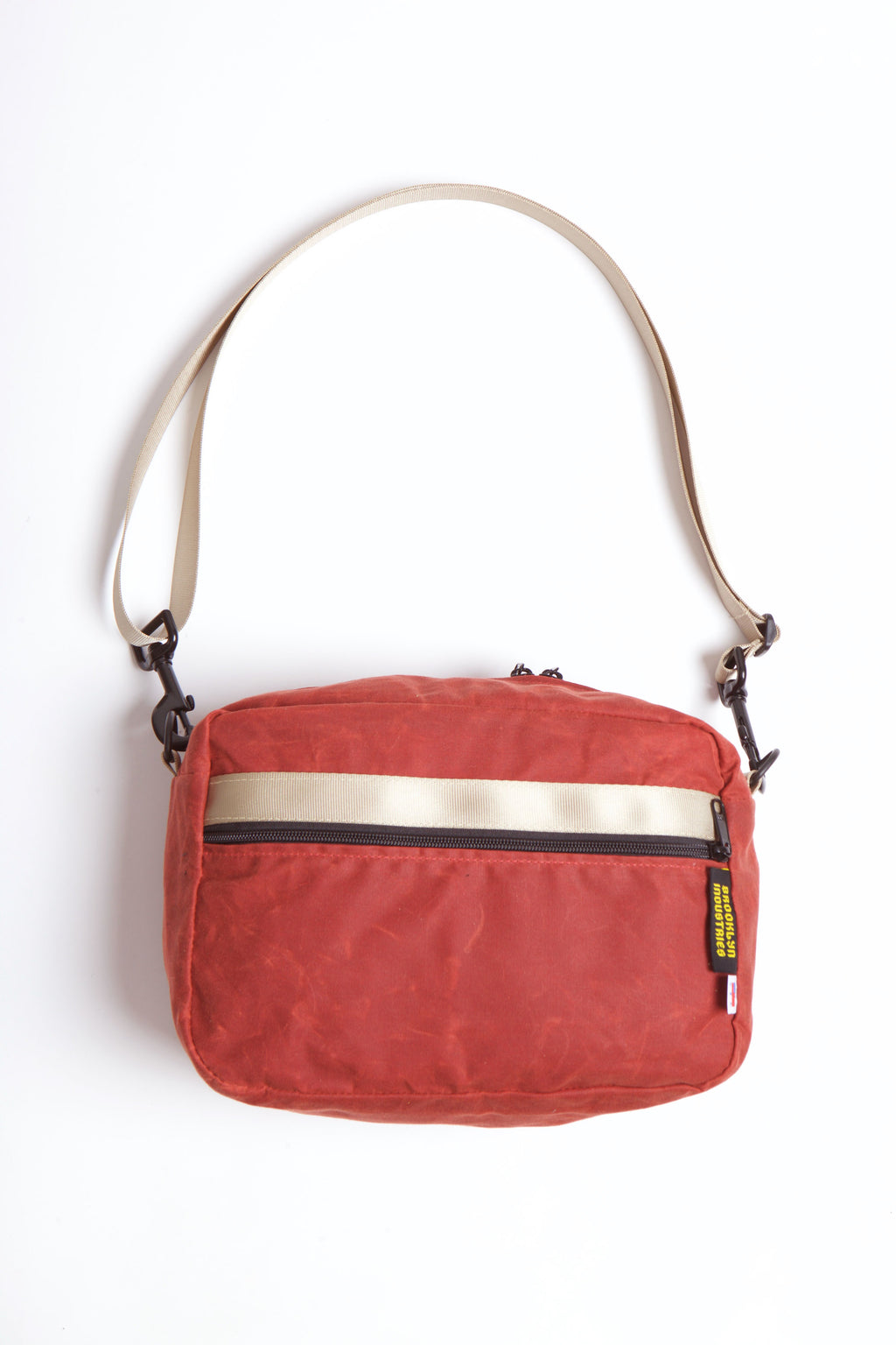 BFF WAISTPACK WAXED CANVAS