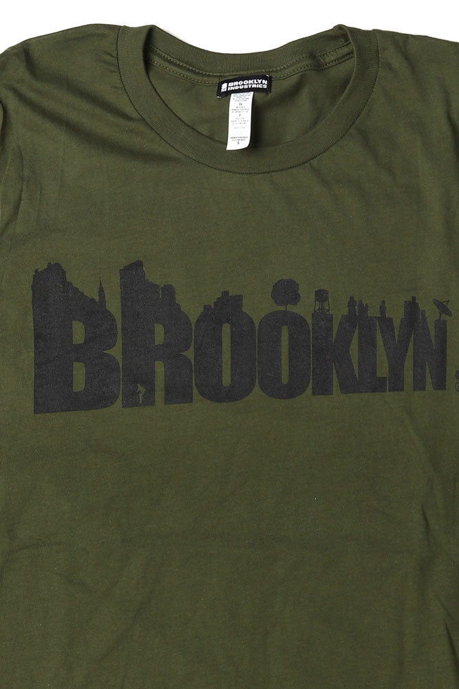 BUILDINGS M - BROOKLYN INDUSTRIES