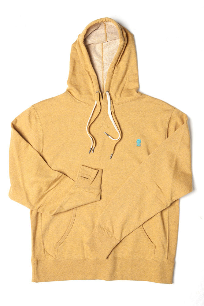 FRENCH TERRY WATER TOWER PULLOVER W - BROOKLYN INDUSTRIES