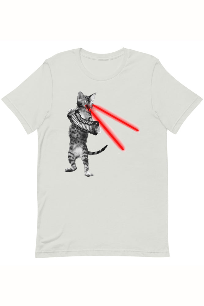 LASER POLKA CAT M - BROOKLYN INDUSTRIES