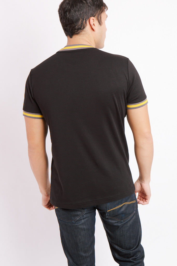 Radical Rib Shirt Black