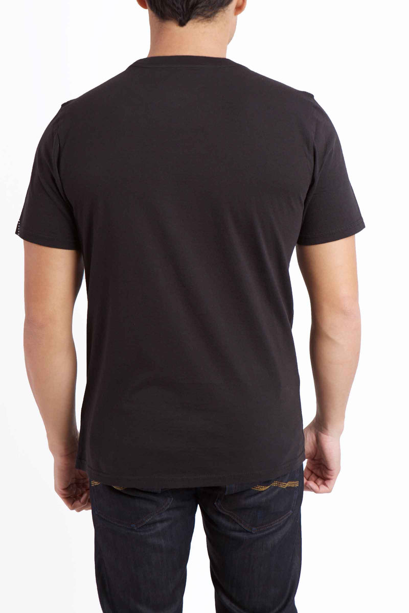 NAH CITY BLACK T-SHIRT IMAGE 6