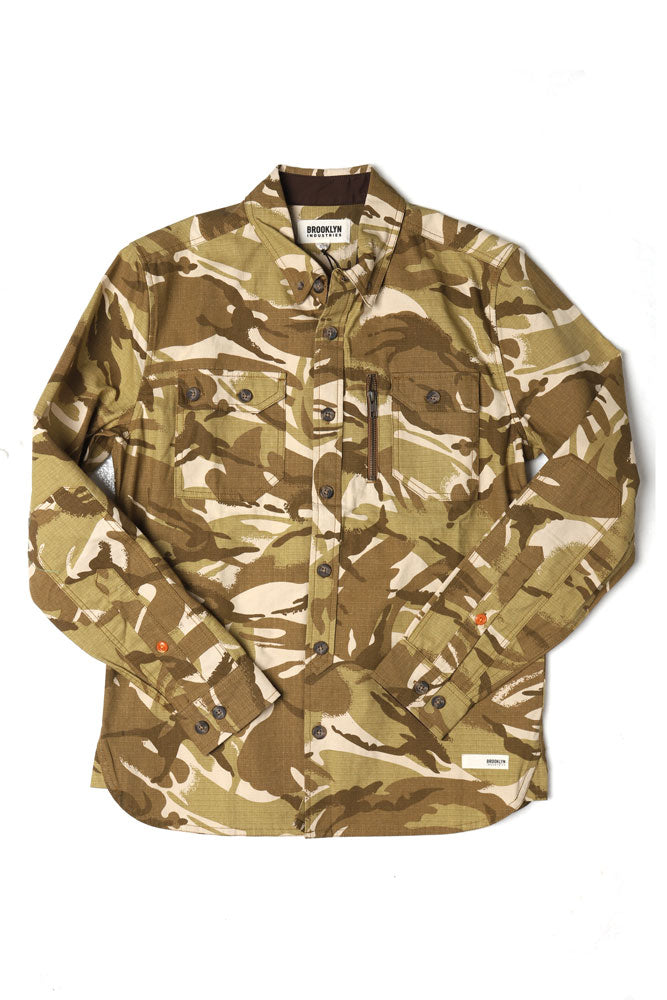 PIKE SHIRT JACKET M