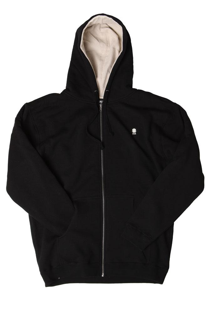 SHERPA LINED FLEECE M - BROOKLYN INDUSTRIES