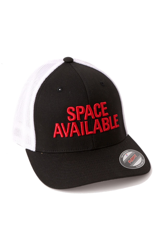 SPACE AVAILABLE BASEBALL HAT