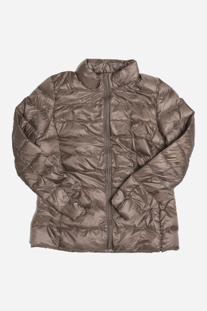 ULTRA LIGHT DOWN COAT W
