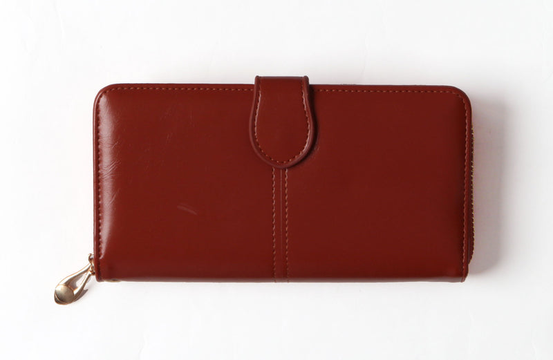 VEGAN WALLET - BROOKLYN INDUSTRIES