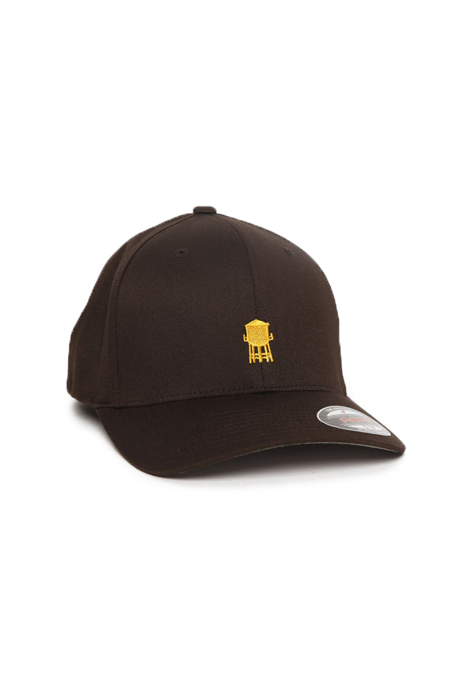 WATERTOWER CAP BROWN - BROOKLYN INDUSTRIES
