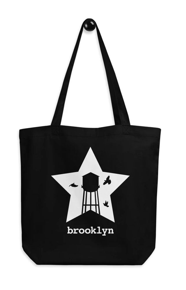 WATERTOWER STAR TOTE BAG