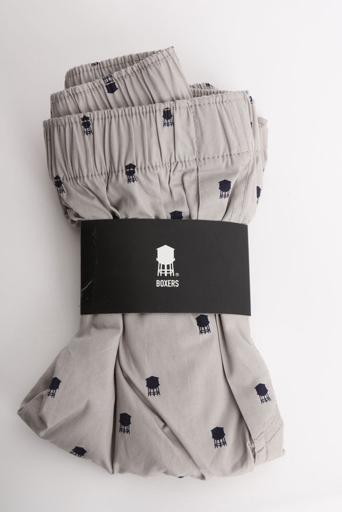 MEN'S BOXER SHORTS - BROOKLYN INDUSTRIES