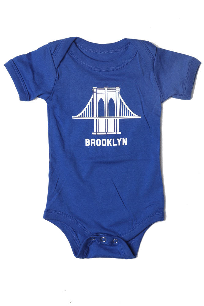 BROOKLYN BRIDGE ONESIE B - BROOKLYN INDUSTRIES