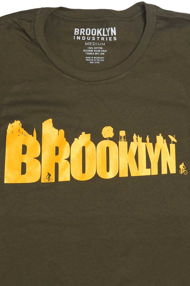 BUILDINGS W - BROOKLYN INDUSTRIES