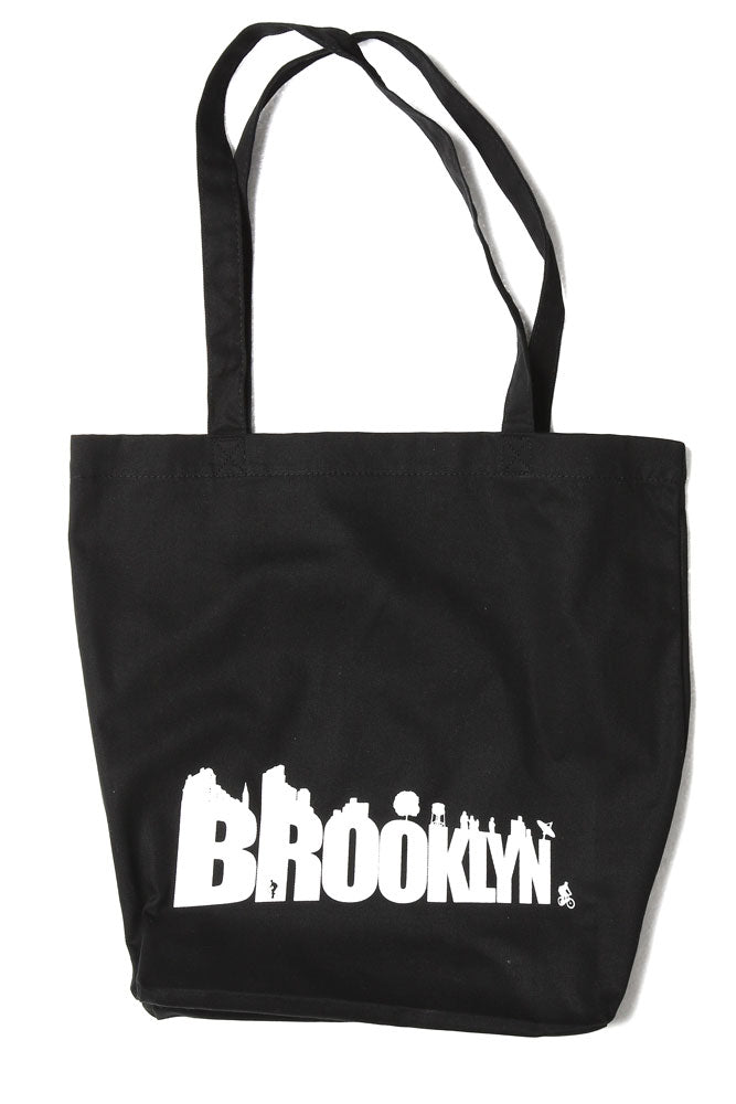 BUILDINGS TOTE - BROOKLYN INDUSTRIES